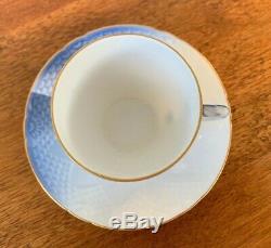 8 Bing & Grondahl B&G Kobenhavn Denmark SEAGULL Demitasse Cup & Saucer Sets