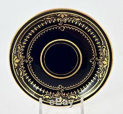 971b Antique Austrian Demitasse Cup & Saucer, Vienna Style