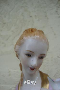 Antique Porcelain Figurines by Richard Klemm