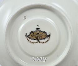 Antique Rosenthal Demitasse Cup & Saucer