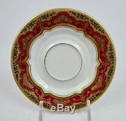 Antique Rosenthal Demitasse Mocha Cup & Saucer, Persian Style