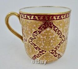 Antique Wedgwood Demitasse Cup & Saucer Demitasse Cup & Saucer