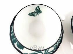 Gucci Herbarium Demitasse Richard Ginori Home Decor Porcelain Tea cup and Saucer