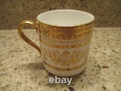 Minton Sutherland Demitasse Cup and Saucer RARE