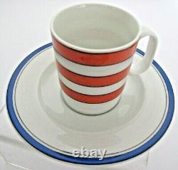 Rosenthal Mid Century Studio Line Il Faro sugar/Demitasse cup/saucer Aldo Rossi