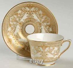 Royal Worcester Harewood Demitasse Cup & Saucer 2339387