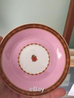 Rutherford Porcelain LE JARDIN DE ITALY Espresso Demitasse Cup & Saucer set 6