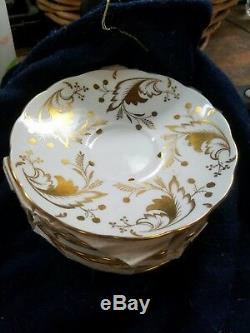 Service for 12 Grosvenor England Bone China Demitasse Cup & Saucer, Tiffany & Co