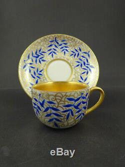 Vintage Krister Demitasse Cup & Saucer Mid Century